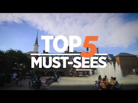 Top 5 Must-Sees In Old Town Alexandria