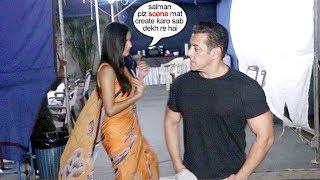 Watch Salman Khan's SH0KING Behaviour With Katrina Kaif after FIGHT during Bharat Shoot