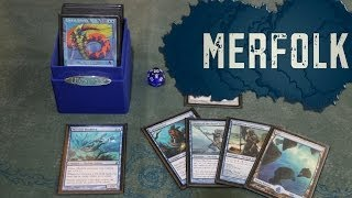 MTG - A Guide To Merfolk - Modern & Legacy Decks Are Nearly Identical - Magic: The Gathering