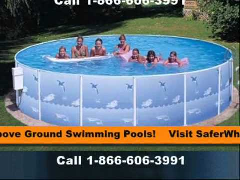 Above Ground Swimming Pools For Sale Youtube