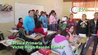 Cultura del Agua en la Escuela Primaria Víctor Hugo Rascón Banda