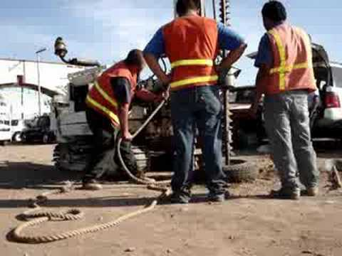 MECANICA DE SUELOS SPT- MEXICALI Travel Video
