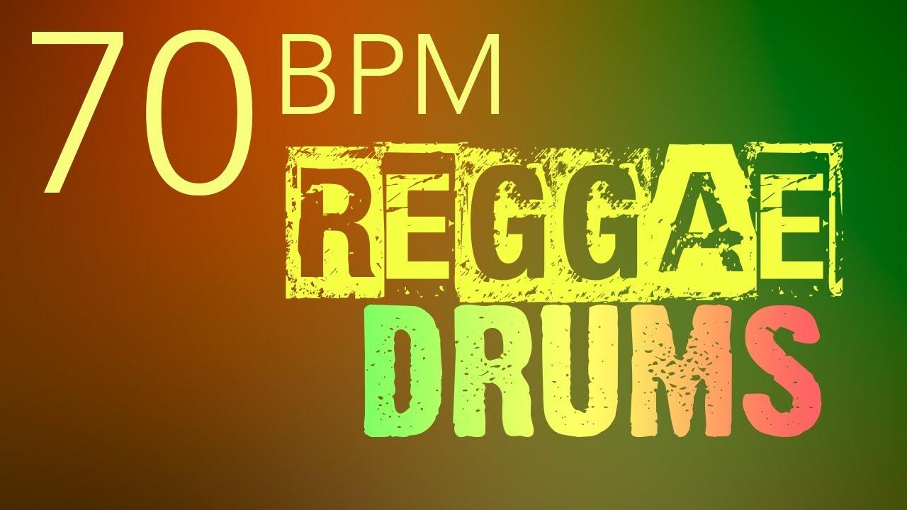 Download 70 BPM - Reggae Drum Track