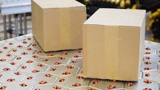 世界最智能的傳送帶,定位每個貨物,想讓它們去哪裏就去哪裏 thumbnail