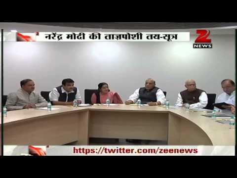 LK Advani, Sushma Swaraj oppose Narendra Modi as PM candidate