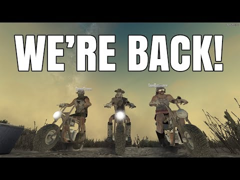 The Mini-Bike Group is BACK! - 7 Days to Die