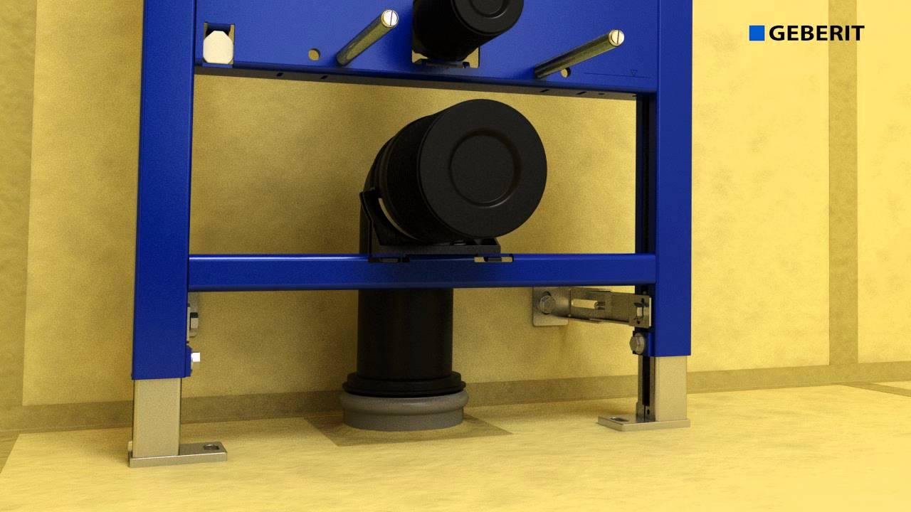 geberit duofix sigma h112 asennus youtube. Black Bedroom Furniture Sets. Home Design Ideas