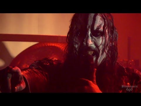 Gaahl's Wyrd - Exit Through Carved Stones (Gorgoroth cover) - Lyon 2019