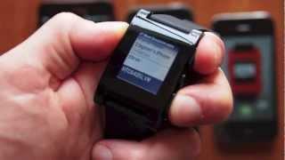 Pebble e-Paper Smart Watch Review