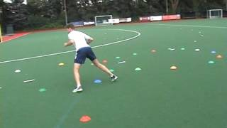agility drills for field hockey