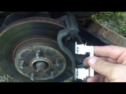 Squeaky wheel fixed - 2009 Toyota Sienna - not wheel bearing