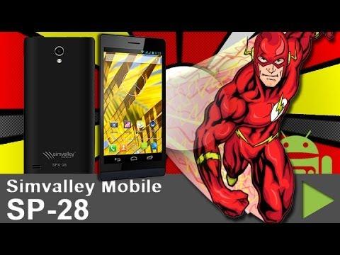 simvalley MOBILE SPX-28 Flash unboxing - Ein Video ohne Inhalt!
