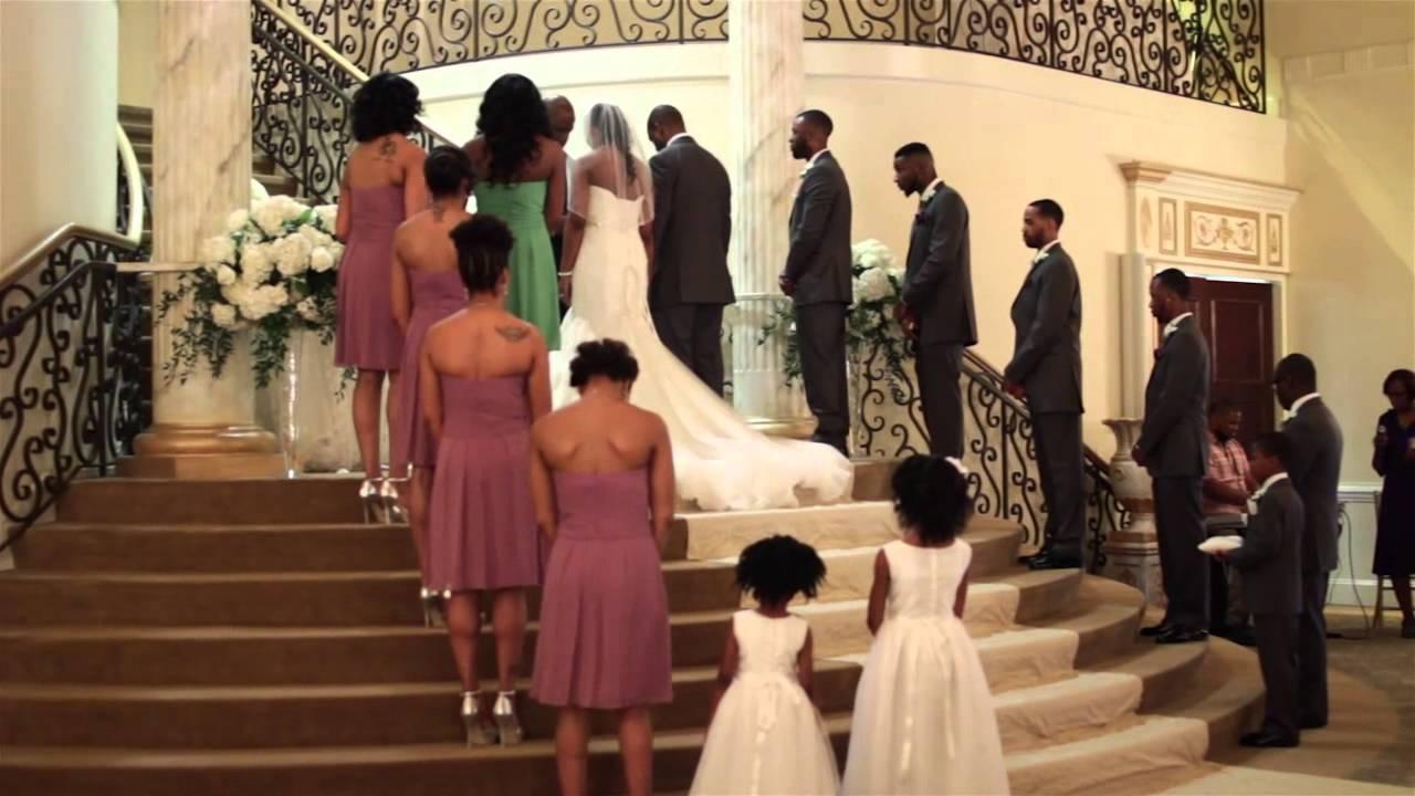 maria quintin 2014 wedding ceremony youtube