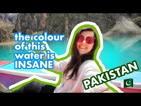 This Epic Lake in PAKISTAN Will Soon Disappear - Attabad Lake