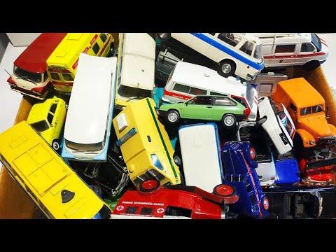 Много разных машинок моделек Деагостини / Deagostini масштаб 43. Распаковка и обзор. Про машинки.
