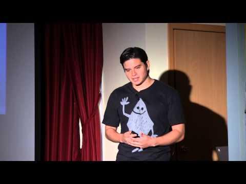 Un propósito que vence el temor | Luis Loaiza | TEDxPenas