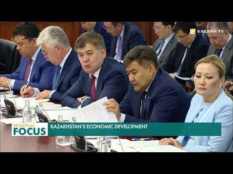 Kazakhstan's economic development