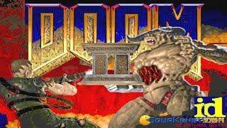Doom 2 gameplay (PC Game, 1994)