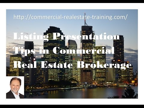 Commercial lease listing