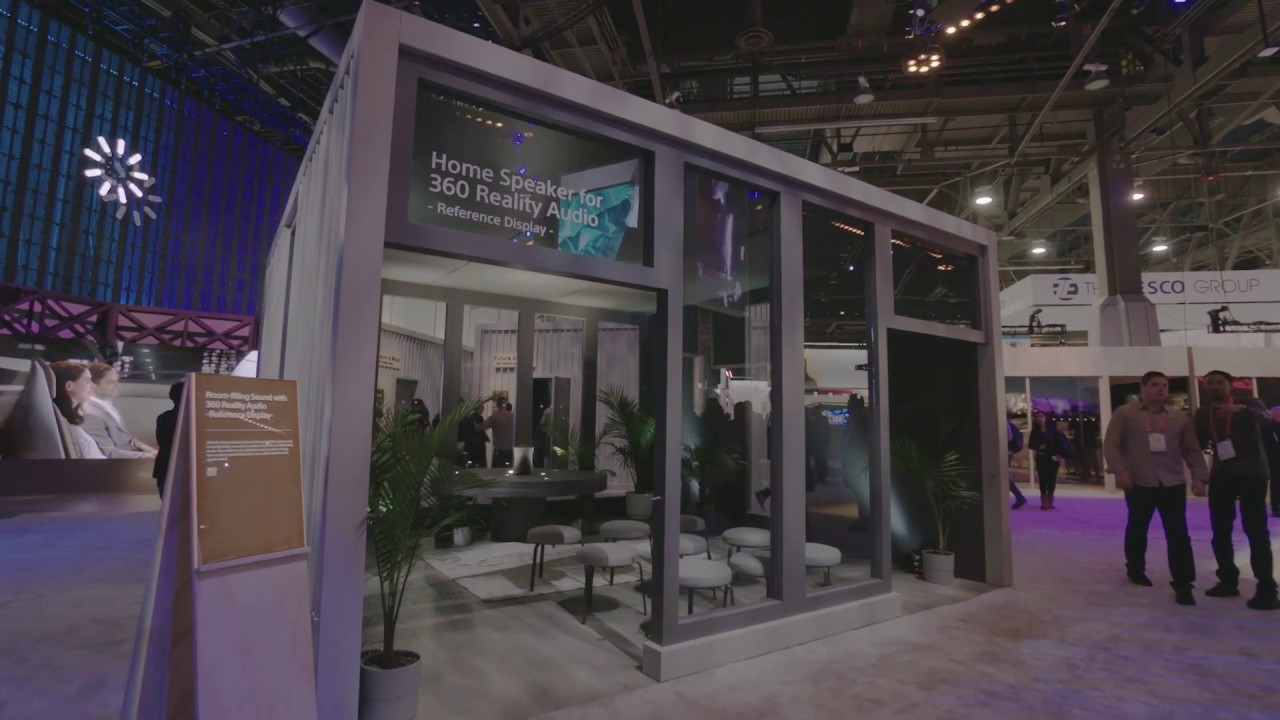 CES 2019   Ears-On with Sony's brain-bending 360 Reality Audio