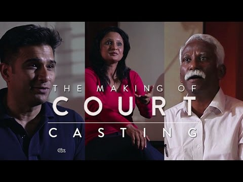 The Making Of Court: Casting | Court (2015) | Now In Cinemas