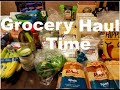 Natural Grocers and Aldi Grocery Haul