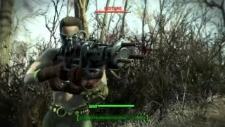Fallout 4 Секретная собака в клетке.