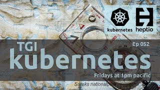 TGI Kubernetes 056: Heptio Contour and IngressRoute