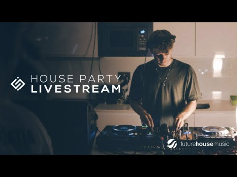 House Party Livestream | Ellis x Future House Music