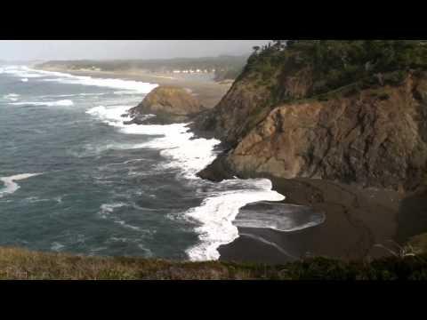 Pacific Ocean Shore