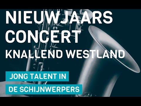 Westland nieuwjaarsconcert 3 januari 2016