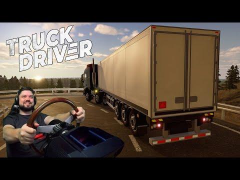 Что нового в Truck Driver - симулятор дальнобойщика на PS4 (эксклюзивный ранний доступ)
