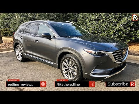 2019 Mazda CX-9 Signature – Driving Matters Goes Large