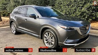 2019 Mazda CX-9 Signature - Driving Matters Goes Large