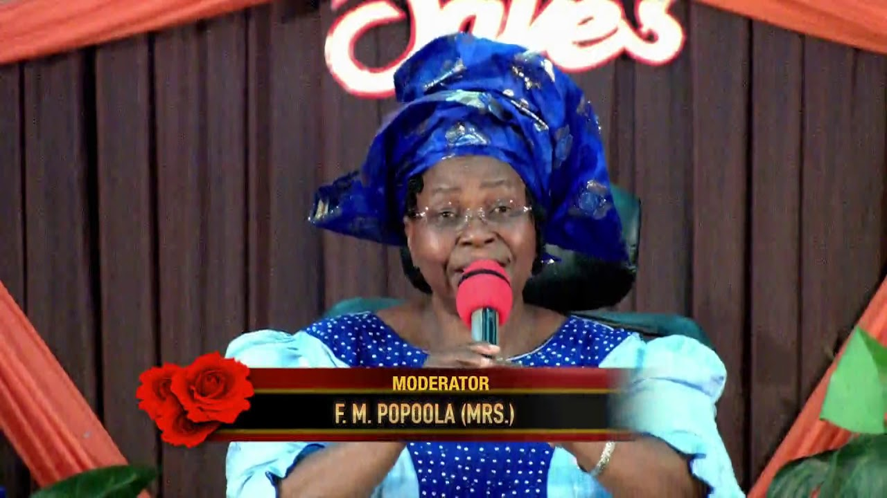 OVERCOMING MARITAL CHALLENGES 7: POPOOLA F.M.