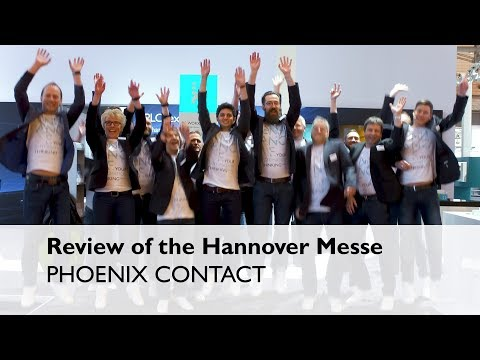 Hannover Messe 2018 Highlights | Aftermovie | Phoenix Contact