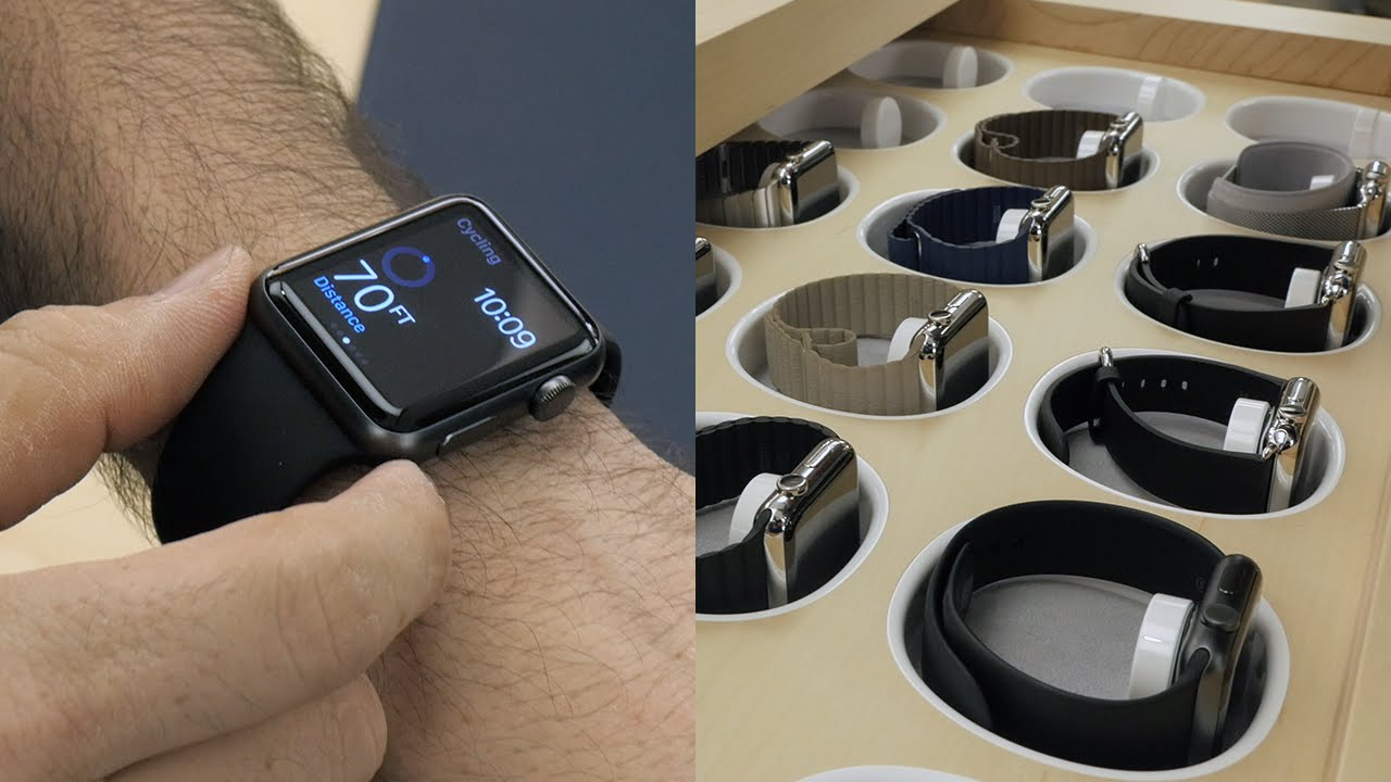 Apple Watch, First Impressions Video