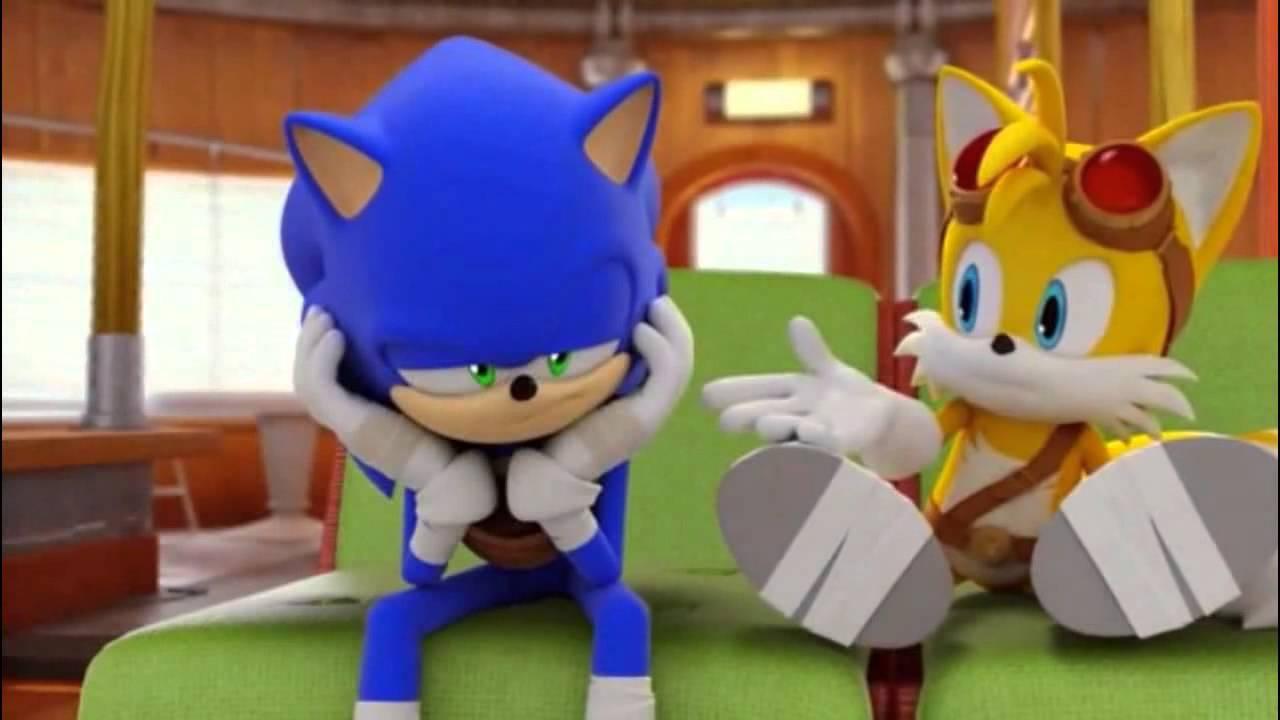Sonic boom en francais dessin anim youtube - Boom dessin anime ...