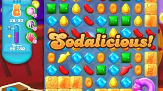Candy Crush Soda Saga Level 540 (5th version, 3 Stars)
