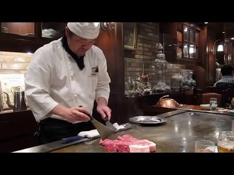 Tokyo opens the first restaurant on the world which serves human meat (explanation) 2017
