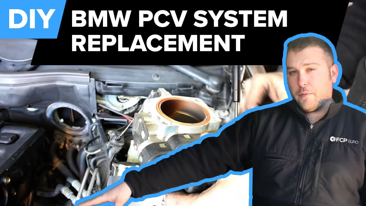 maxresdefault bmw pcv replacement (breather system, throttle body, idle control