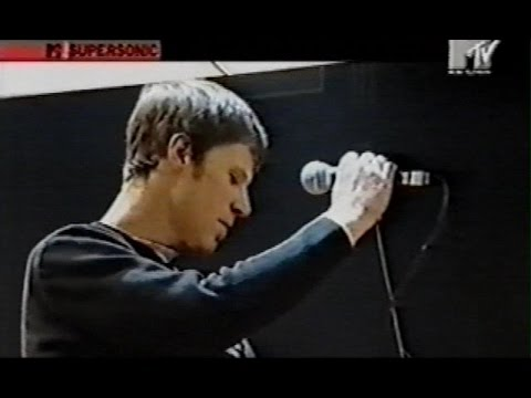 Mark Lanegan - Live at MTV Supersonic, Italy 2001 (full broadcast)