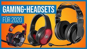 Die besten Gaming-Headsets 2020 im Test / Review