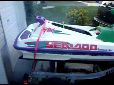1995 seadoo bombardier gtx 650cc with less than 75 hrs youtube rh youtube com 1995 Seadoo Sp 1995 seadoo gtx owners manual