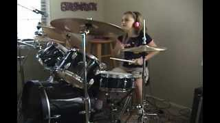 """Baixar AC/DC """"Highway To Hell"""" A Drum Cover By Emily"""