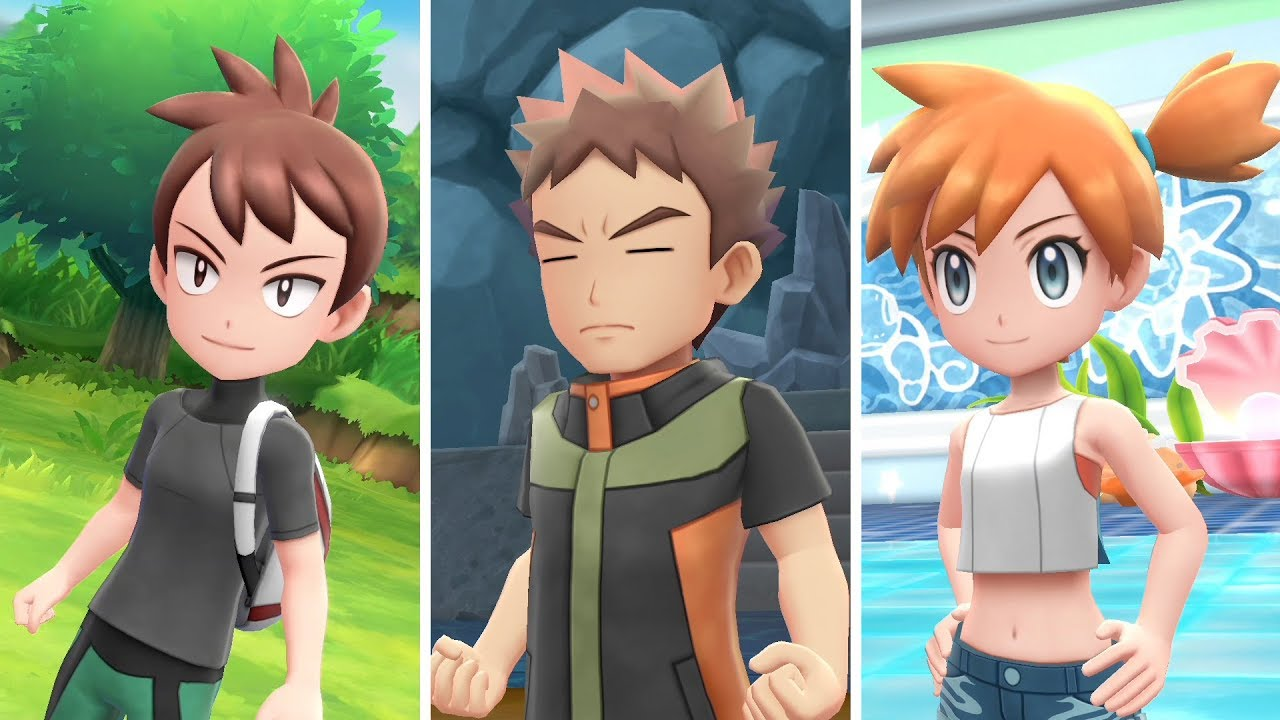 Explore the World of Pokémon: Let's Go, Pikachu! and Let's Go, Eevee!