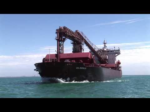 CSL Transhipment Videos Whyalla & Animation H264 MP4