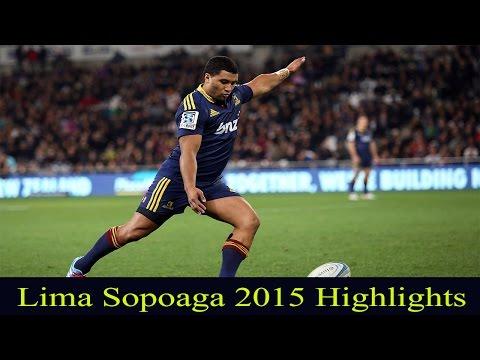 "Lima Sopoaga 2015 Tribute "" Highlanders Metronomo"""