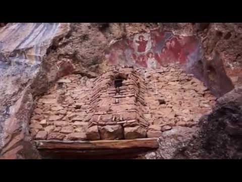 Strangest Church in the Balkans   Struga Macedonia