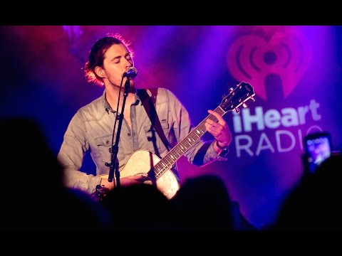 iHeartRadio LIVE interview with Hozier | iHeartRadio Australia